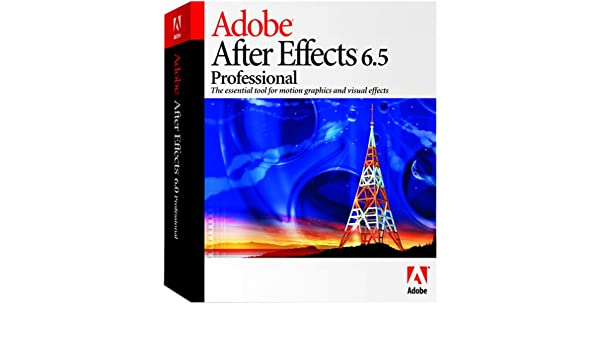 Up After Effects Pb 6 5 Mac Std-Pro: Amazon ca: Software