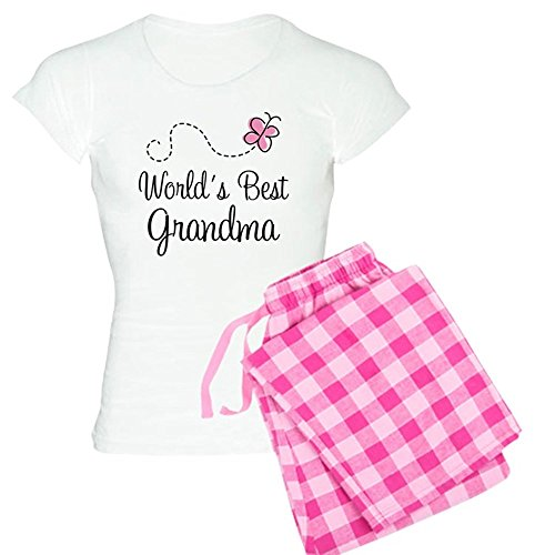 CafePress Worlds Grandma Womens Pajamas
