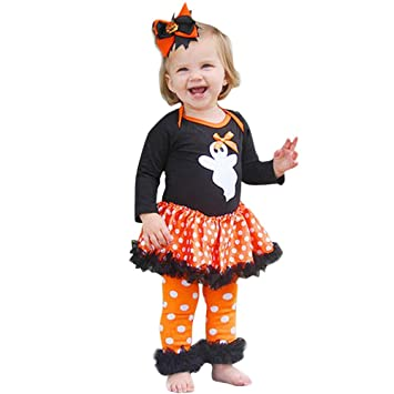 BABY GIRL HAPPY HALLOWEEN BAT Black Tutu romper Dress FANCY DRESS Costume GIFT