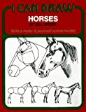 I Can Draw Horses, Tony Tallarico, 0671464477