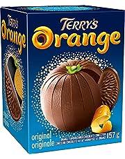 Terry's Orange - Original - Orange Flavoured Milk Chocolatey Confection, 157 Grams