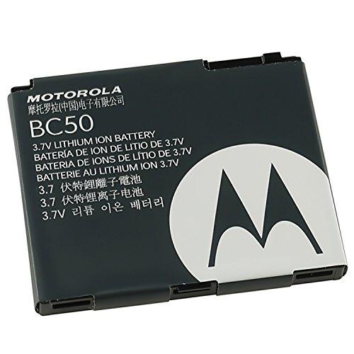 Motorola OEM BC50 BATTERY FOR C257 C261 KRZR K1 SLVR L2 L6 L7 L7c RIZR Z3 (Krzr Replacement)