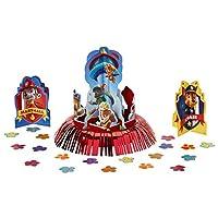 Kit de decoración de mesa Paw Patrol, favor de fiesta