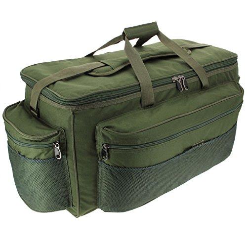 G8DS® Carryall Tasche Alllzwecktasche Green Giant extragross XL Angeln Camping Outdoor