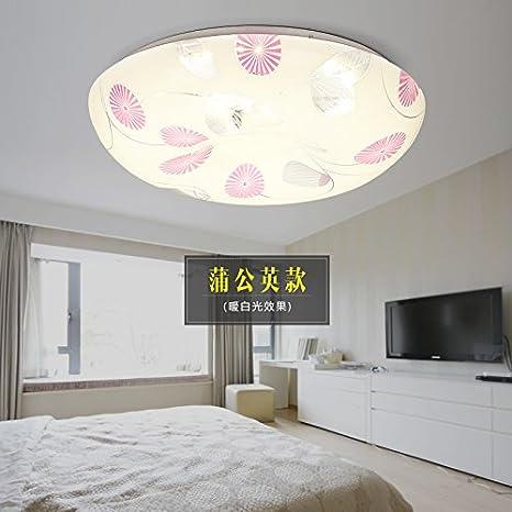 Luminaria LED de techo, mesas casa minimalista moderno ...