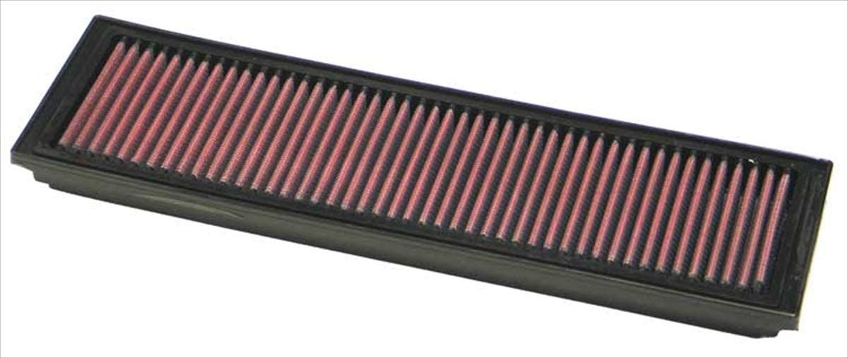 33-2677 Washable Premium Panel Replacement Filter: 1991-2002 K/&N Engine Air Filter: High Performance SL600, S600, 600SEL, 600SL, 600SE