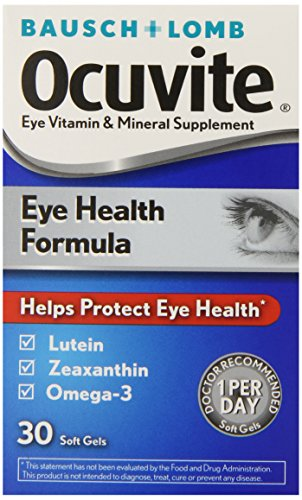 eye multi vitamins