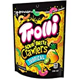 Trolli Sour Brite Crawlers Minis, Tropical, 9