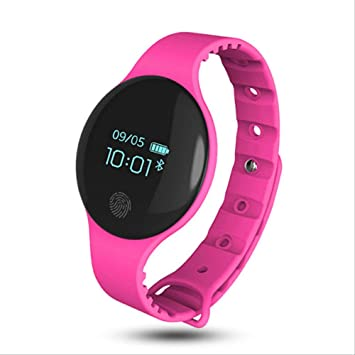 QSJWLKJ Bluetooth Smart Watch Sport Bracelet Podometer ...