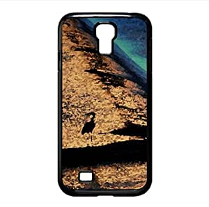 Water Flow Watercolor style Cover Samsung Galaxy S4 I9500 Case (Rivers Watercolor style Cover Samsung Galaxy S4 I9500 Case)