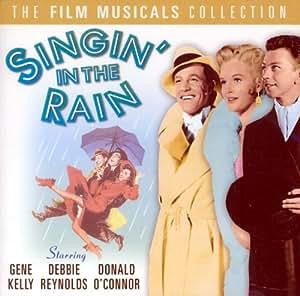 Singin In The Rain Gene Kelly Debbie Reynolds Donald O