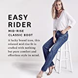 Lucky Brand Women's Mid Rise Easy Rider Bootcut