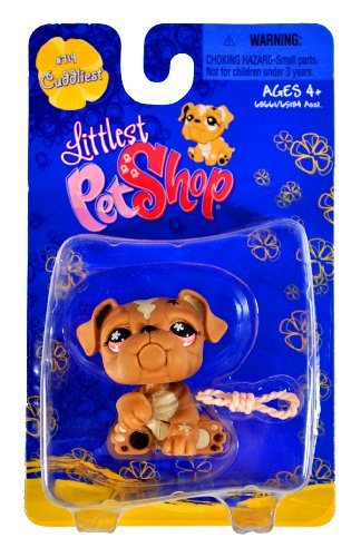 Hasbro Year 2008 Littlest Pet Shop Single Pack