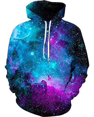 (Men's Patterns Print Athletic Sweaters Fashion Hoodies)