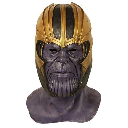 Hope Máscara de Thanos Avengers 4 Casco de Cabeza Completa ...