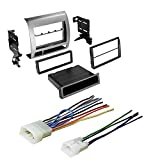 Toyota Tacoma Double Din Ear Stereo Radio Installation Dash Mount Kit W/Harness
