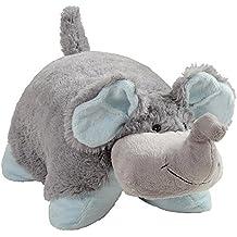 "Signature Nutty Elephant Pillow Pet - 18"" Stuffed Animal Plush Toy"