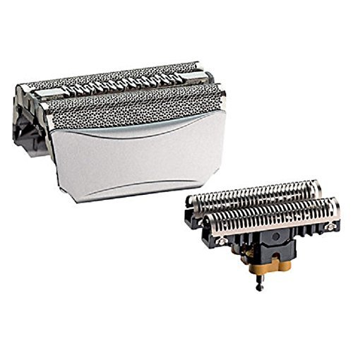 8000 360 Complete Foil / 51S Cutter Block Compatible for Braun Models 8995, 8985, 8975 4G-Kitty