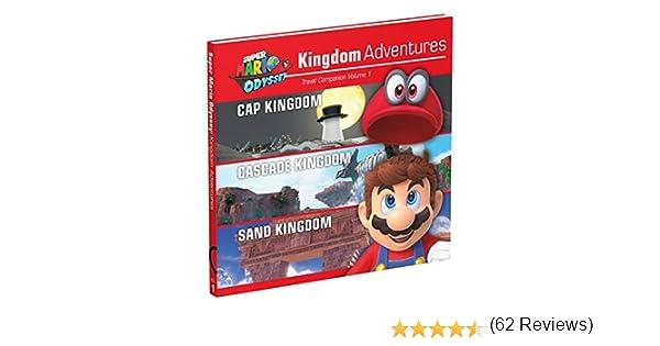 Super Mario Odyssey: Kingdom Adventures, Vol. 1 Idioma Inglés ...
