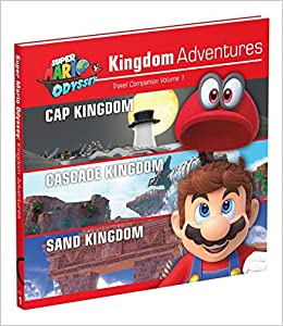 Super Mario Odyssey: Kingdom Adventures, Vol. 1 Idioma Inglés ...