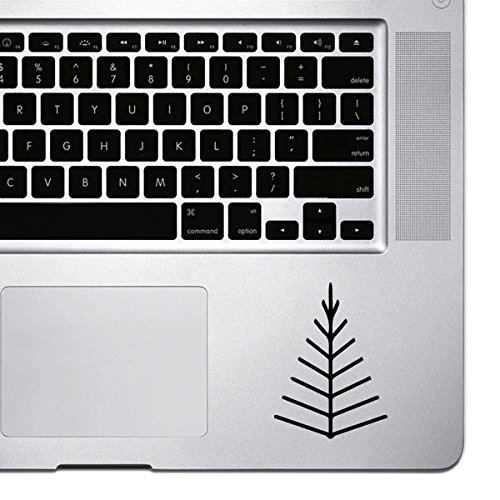 stickany-palm-series-twig-tree-arrow-head-sticker-for-macbook-pro-chromebook-and-laptops-black