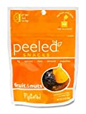 Peeled Snacks Fruit & Nuts, FigSated, 2.6-Ounce Bags (Pack of 12)