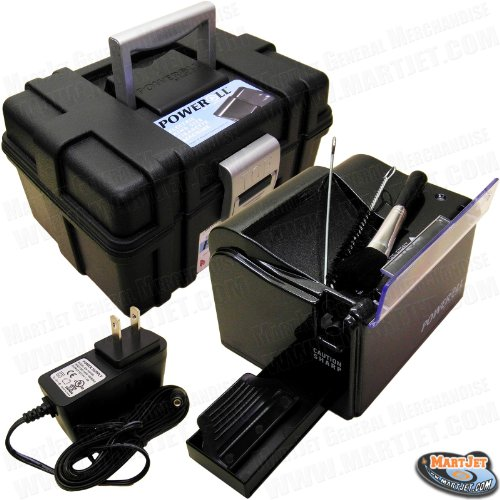 PoweRoll by TOP-O-Matic Electric Cigarette Machine (Best Electronic Cigarette Roller)
