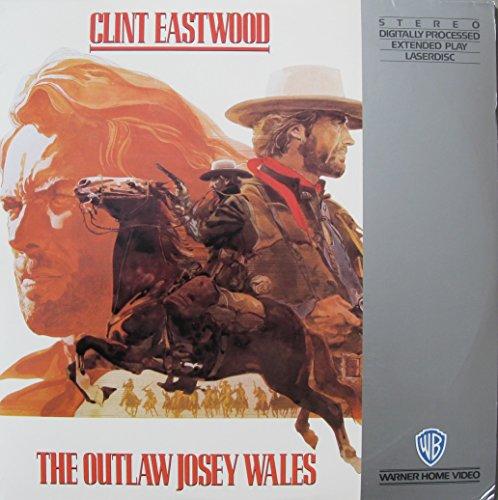 The Outlaw Josey Wales LASERDISC (NOT A DVD!!!) (Full Screen Format)