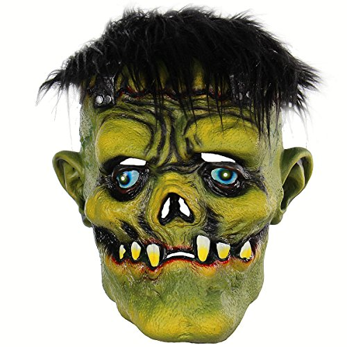 Monster Masks For Kids - Halloween Masks Scary Green Monster Masks