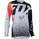 Fox Racing 2018 Kids Girls 180 Jersey-Grey/Orange-KM