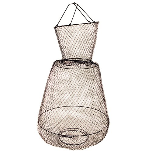 Wire Baskets Wholesale (Eagle Claw Fish Basket, Jumbo (19