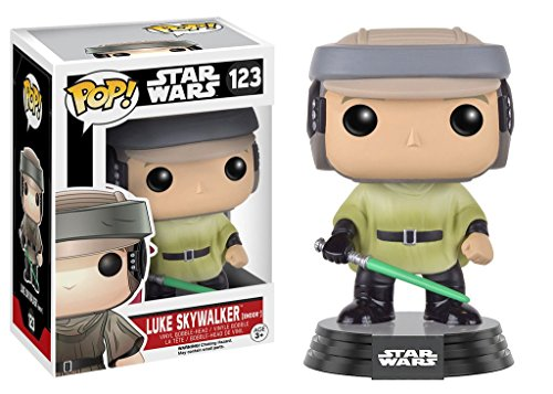 Funko Star Wars Endor Luke Skywalker Pop Vinyl Figure
