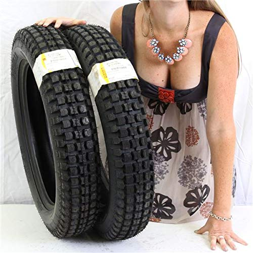 Pirelli MT43 Pro Trial Rear Tire (4.00-18)