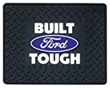 """Automotive : Built Ford Tough with Ford Oval Utility Mat- 14"""""""