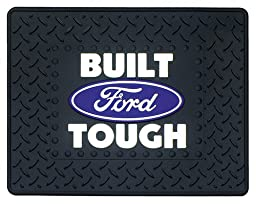 Built Ford Tough with Ford Oval Utility Mat- 14\