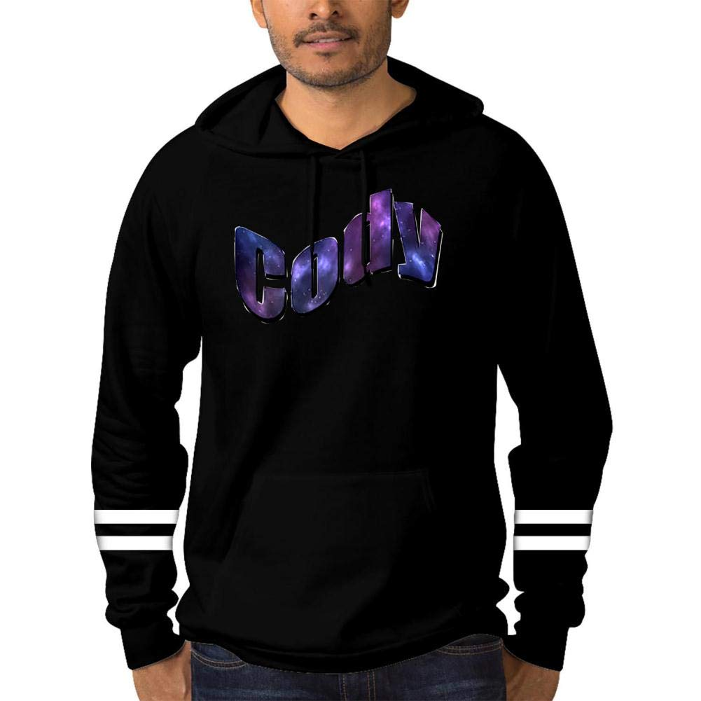 BFBJFG Cody Ko Mens Hoodies Casual Sweatshirt Long Sleeve Stripe Tops
