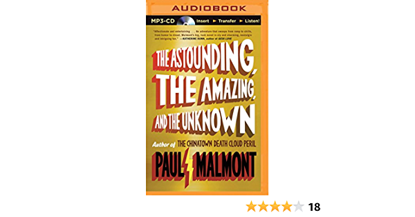 The Astounding, the Amazing, and the Unknown: Amazon.es ...