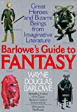 Barlowe's Guide to Fantasy, Wayne D. Barlowe and Neil Duskis, 0061008176