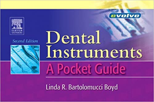 Dental Instruments A Pocket Guide 2e Boyd 2nd Edition