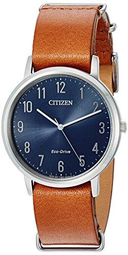blue dial citizen - 4