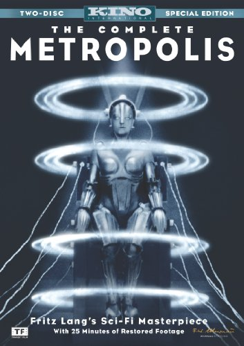 The Complete Metropolis by Kino on Video
