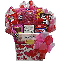 "Delight Expressions ""From My Heart to Yours"" Valentine's Day Gift Box (Small)"