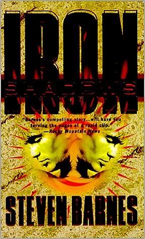 Book Iron Shadows