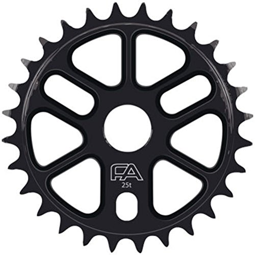 Free Agent Sprocket, Cnc, 28T, Black