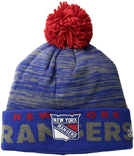 knit rangers hat - 8