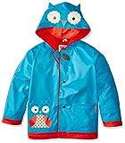 Skip Hop Zoo Little Kid & Toddler Raincoat, Otis Owl, Large