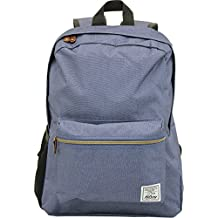 Hilroy Heritage York Backpack, 8 x 12-1/2 x 15-1/2 Inches, Blue (89571)