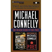 Michael Connelly: Black Echo / The Poet by Michael Connelly (2002-05-28)