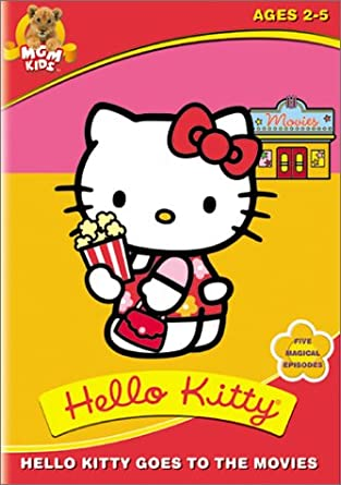 Hello Kitty Goes to the Movies [Latino][DVD 5]