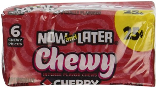Now and Later SOFT Cherry